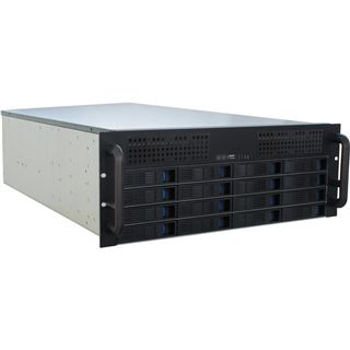 Inter-Tech Case IPC 4HU-4316L Storage Case