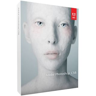 Adobe Photoshop CS6 32/64 Bit Deutsch Grafik FPP PC (DVD)