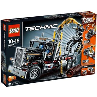 Lego Technic 9397 Holztransporter