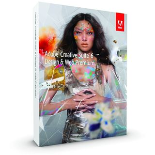 Adobe Creative Suite 6.0 Design und Web Premium 64 Bit Englisch Grafik EDU-Lizenz PC (DVD)