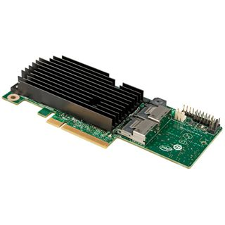 Intel Integrated Server RAID Module 4 Port Multi-lane PCIe 2.0 x8 Multi-lane-Anschluss retail