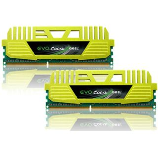 16GB GeIL EVO Corsa Dual Channel DDR3-1866 DIMM CL9 Dual Kit
