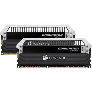 8GB Corsair Dominator Platinum DDR3-1866 DIMM CL9 Dual Kit
