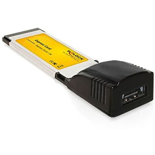 Delock Express Card > 1 x Multiport USB 3.0 + eSATAp