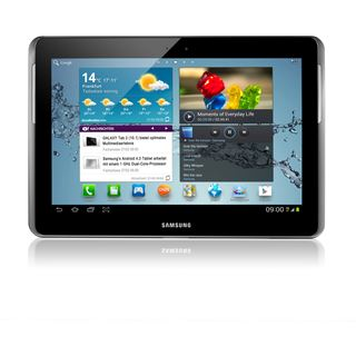 "10.1"" (25,65cm) Samsung Galaxy Tab 2 10.1 3G/WiFi/Bluetooth V3.0 16GB weiss"