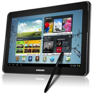 "10.1"" (25,65cm) Samsung Galaxy Note 10.1 N8000 WiFi/Bluetooth V4.0 16GB schwarz/grau"