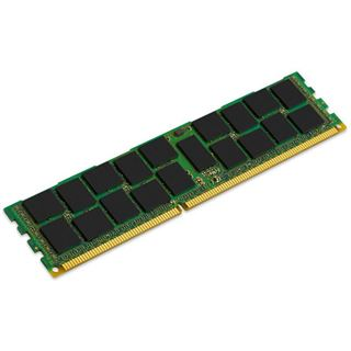 16GB Kingston ValueRAM HP DDR3-1600 regECC DIMM CL11 Single