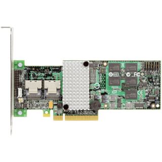 Intel RAID Controller 8 Port Multi-Lane PCIe 2.0 x8 Low Profile/Multi-lane-Anschluss bulk