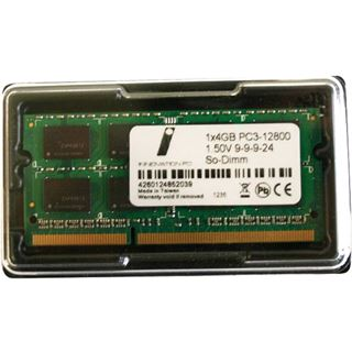 4GB Innovation IT DDR3-1600 SO-DIMM CL11 Single