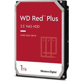 "1000GB WD Red WD10EFRX 64MB 3.5"" (8.9cm) SATA 6Gb/s"