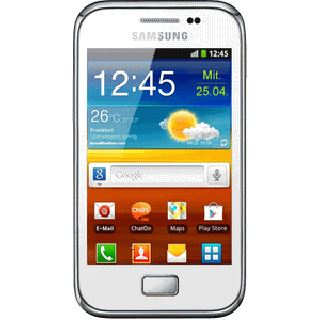 Samsung Galaxy Ace Plus S7500 3 GB weiß