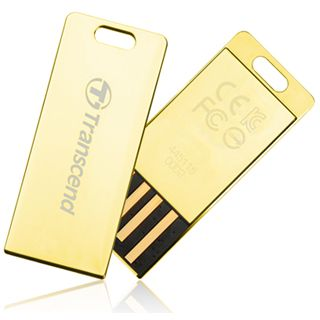 8 GB Transcend JetFlash T3 gold USB 2.0