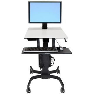Ergotron Workfit-c/ Single HD