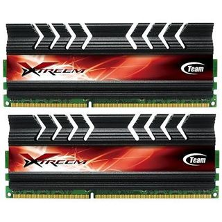 8GB TeamGroup Xtreem DDR3-2400 DIMM CL11 Dual Kit