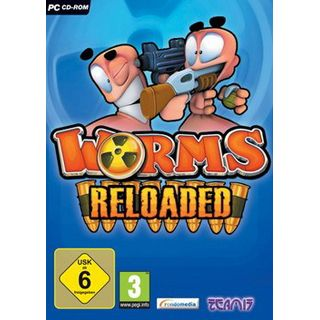 Rondomedia GmbH Worms Reloaded (PC)