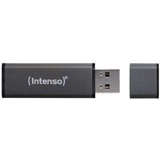 16 GB Intenso Alu Line Anthrazit USB 2.0