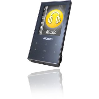 "Media-Player Archos 20c vision 8 GB, 2,0"" LCD"