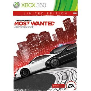 Need for Speed Most Wanted 2012 Limited Edition (XBox 360)