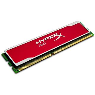4GB HyperX blu. red DDR3-1600 DIMM CL9 Single