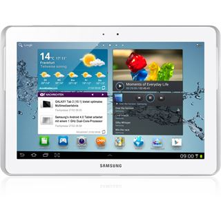 "10.1"" (25,65cm) Samsung Galaxy Tab 2 10.1 WiFi/Bluetooth V3.0 16GB weiss"