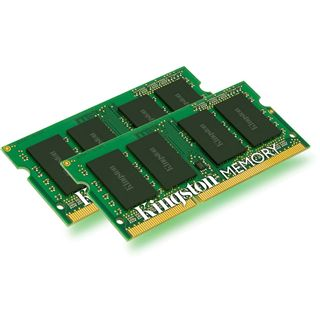 16GB Kingston ValueRAM DDR3-1600 SO-DIMM CL11 Dual Kit