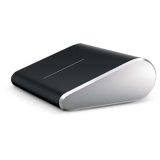 Microsoft Wedge Touch Mouse Bluetooth schwarz