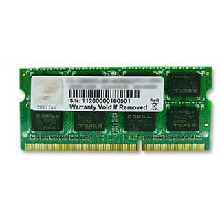 8GB G.Skill F3-1600C11S-8GSQ DDR3-1600 SO-DIMM CL11 Single