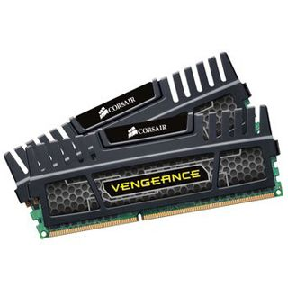 16GB Corsair Vengeance Black DDR3-2400 DIMM CL10 Dual Kit