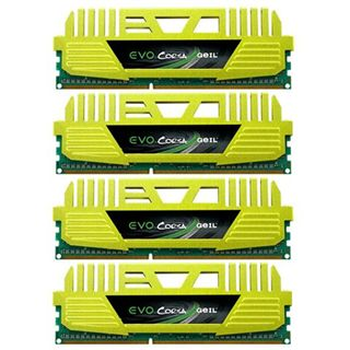 32GB GeIL EVO Corsa DDR3-2400 DIMM CL11 Quad Kit