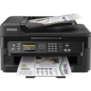 Epson WorkForce WF-2540WF Tinte Drucken/Scannen/Kopieren/Faxen USB 2.0/WLAN