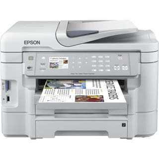 Epson WorkForce WF-3530 DTWF Tinte Drucken/Scannen/Kopieren/Faxen LAN/USB 2.0/WLAN