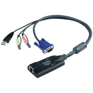 Aten KVM Switch KA7176-AX USB 2.0 + Audio VM