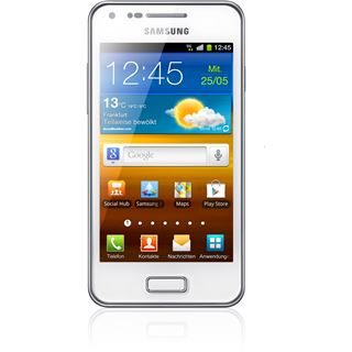 Samsung Galaxy S Advance NFC i9070 8 GB weiß
