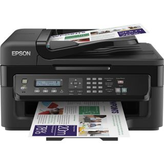 Epson WorkForce WF-2530WF Tinte Drucken/Scannen/Kopieren/Faxen USB 2.0/WLAN