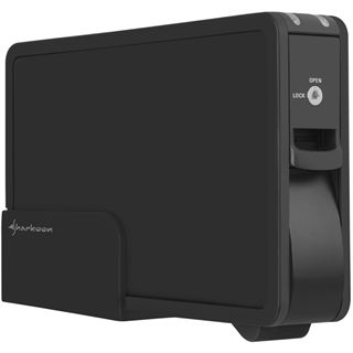 "Sharkoon Vertical Docking Station Single USB 3.0 für 3,5"" SATA"