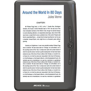 "9,0"" (22,86cm) Archos eBook Reader 4GB"
