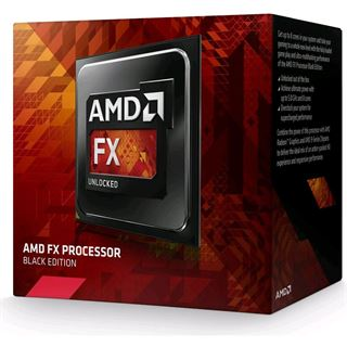 AMD FX Series FX-8350 8x 4.00GHz So.AM3+ BOX