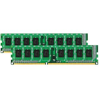 4GB TeamGroup DDR3-1333 DIMM CL9 Dual Kit