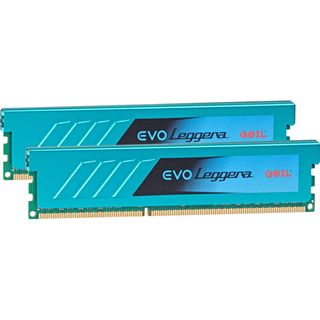 16GB GeIL EVO Leggera DDR3-1866 DIMM CL9 Dual Kit