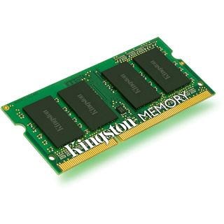 8GB Kingston ValueRAM DDR3L-1333 ECC SO-DIMM CL9 Single