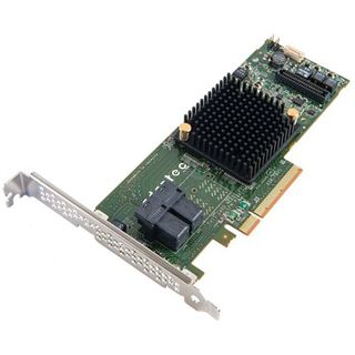 Adaptec RAID 7805 8 Port Multi-Lane PCIe 3.0 x8 Low Profile/Multi-lane-Anschluss bulk