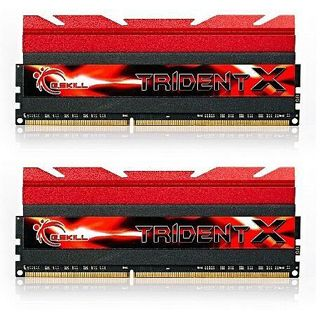 16GB G.Skill TridentX DDR3-1600 DIMM CL7 Dual Kit