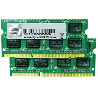 16GB G.Skill Value DDR3-1600 SO-DIMM CL11 Dual Kit