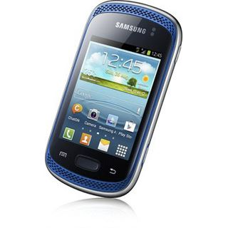 Samsung Galaxy Music S6010 4 GB blau