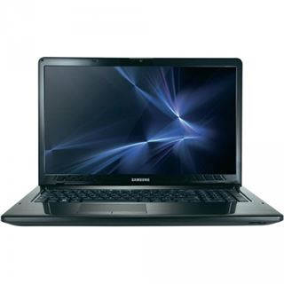 "Notebook 17,3"" (43,94cm) Samsung S03 355E7C A4-4300M-2x2,5GHz, 8GB, 750GB, HD7670M, W8"