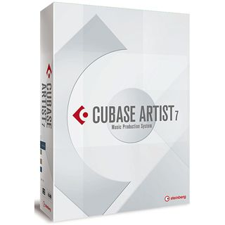 Steinberg Cubase Artist 7.0, Update von LE/AI 4/5/6/7, Sequel 2/3, SE 3, Studio Case 2 32/64 Bit Multilingual Upgrade