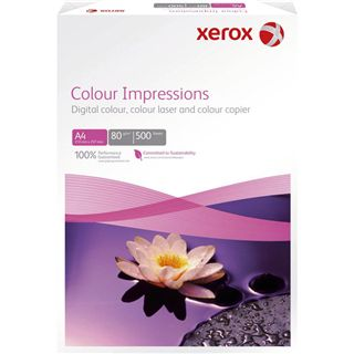 Xerox Kopierpapier Colour Impression