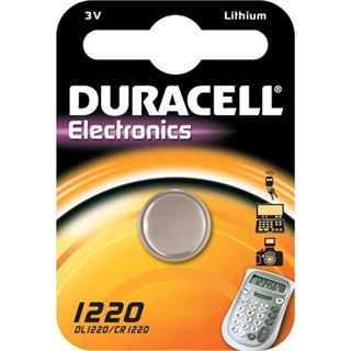 Duracell Electronics CR1220 Lithium 3.0 V 1er Pack