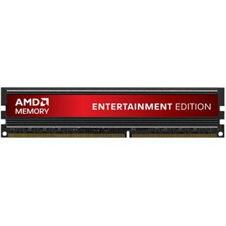 4GB AMD Memory Entertainment Edition DDR3-1600 DIMM CL11 Single