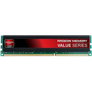 8GB AMD Memory Value Serie DDR3-1333 DIMM CL9 Single
